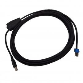 Câble DATALOGIC Magellan 3200VSi 8-0938-01 3300 Lecteur Code Barre USB