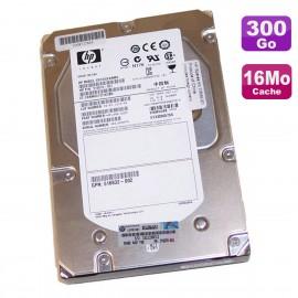 """Disque Dur 300Go SAS 3.5"""" HP EF0300FARMU ST3300657SS 516810-001 9FL066-035 16Mo"""