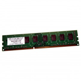 2Go RAM Unifosa GU512303EP0200 DIMM DDR3 PC3-10600U 1333Mhz 240-Pin 1.5v CL9