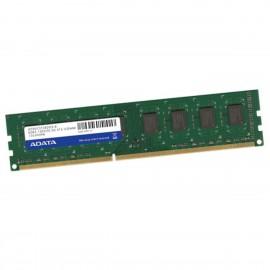 2Go RAM ADATA AD3U1333B2G9-B DIMM DDR3 PC3-10600U 1333Mhz 240-Pin 1.5v CL9