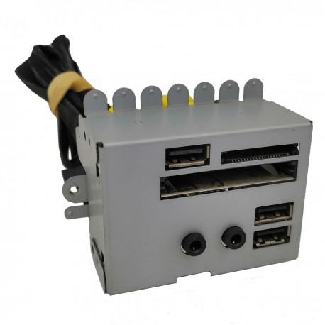 Front Panel ACER Aspire X3200 50.3V014.001 50.3V013.001 SD CF 3x USB Audio
