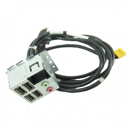 Front Panel Dell Vostro 220 230 410 Tour 0Y645D Y645D 0M254H M254H Firewire USB