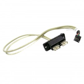 Front Panel Dual USB HP ProLiant ML310 G5 451784-001 459184-001