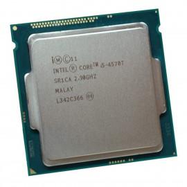 Processeur CPU Intel Core i5-4570T SR1CA 2.9Ghz LGA1150 4Mo Dual-Core HaswelL