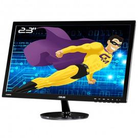 """Ecran PC Pro 23"""" ASUS VS238H LED TFT Webcam HDMI WideScreen 16:9 VGA DVI VESA"""