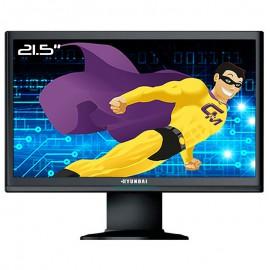 "Ecran PC Pro 21.5"" HYUNDAI X226WA LCD TFT VGA Audio WideScreen 16:9 VESA"