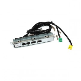 Front Panel Facade Dell Optiplex 390DT 3010DT R4V2G Led + USB x2 + Audio