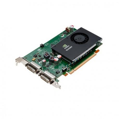 Carte Graphique NVIDIA Quadro FX380 PCI-Express 256Mo GDDR3 Dual DVI-I 2560x1600