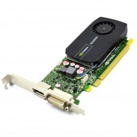 Carte PNY NVIDIA Quadro 600 P2009 VCQ600ATXV2U-T 1Go PCI-e DVI-I Display