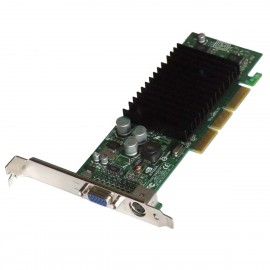 Carte HP NVIDIA GeForce MX440 P118 322891-001 319956-001 64Mo AGP 8x VGA S-Video