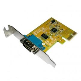 Carte Pci-e 1 Port RS-232 Série db9 Sunix SER6427A Low Profile Sun Pc 039G9N