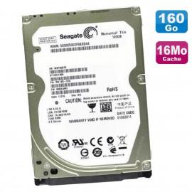 """Disque Dur 160Go SATA 2.5"""" Seagate Momentus Thin ST160LT000 9VL14D-070 42T1359"""