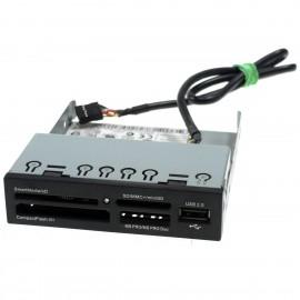 Lecteur Carte HP DX2400 CR504U2-5151 405955-006 487559-001 SM xD MMC SD CF MS