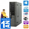 Ultra Mini PC Dell Optiplex 790 USFF G640 RAM 4Go Disque 250Go Windows 10 Wifi