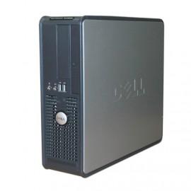 Pc DELL GX520 SFF Intel Pentium 4 2.8Ghz RAM 1Go DDR2 Combo 40Go SATA XP Pro