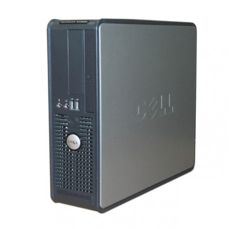 Pc DELL GX520 SFF Intel Pentium 4 2.8Ghz RAM 1Go DDR2 Combo 40Go SATA XP Pro