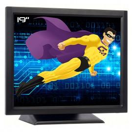 "Ecran Plat TACTILE 19"" IIYAMA ProLite T1931SR-B1 PLT1900 LED TN DVI VGA USB VESA"