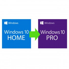 OPTION : Mise à niveau W10 Home vers Pro