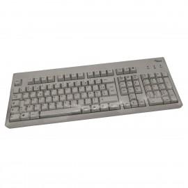 Clavier PC AZERTY PS/2 Fujitsu Siemens S26381-K293-V140 Gris NEUF