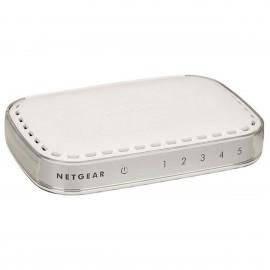 Switch NETGEAR GS605 272-11227-01 5x RJ-45 Gigabit WAN LAN
