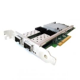 Carte Réseau Intel 10 Gigabit AF DA Dual Port SFP+ E10G42AFDA PCIe Low Profile