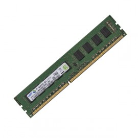 4Go PC3L-12800E DDR3-1600MHz RAM Serveur Samsung M391B5273DH0-YK0 Unbuffered ECC