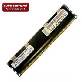 Ram Barrette Mémoire MICRON 8Go DDR3 PC3-8500R Registered MT36JSZF1G72PDZ-1G1D1