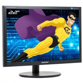 "Ecran 22"" SAMSUNG SyncMaster BX2240W LS22CBWMBVUEN VGA DVI 1680x1050 Wide 16:10"