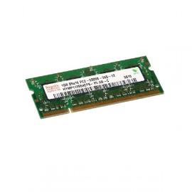 1Go RAM PC Portable SODIMM Hynix HYMP112S64CP6-Y5 AB-C DDR2 667Mhz PC2-5300S CL5