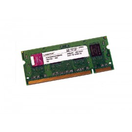 1Go RAM PC Portable SODIMM Kingston ACR128X64D2S800C6 DDR2 800Mhz PC2-6400S CL6