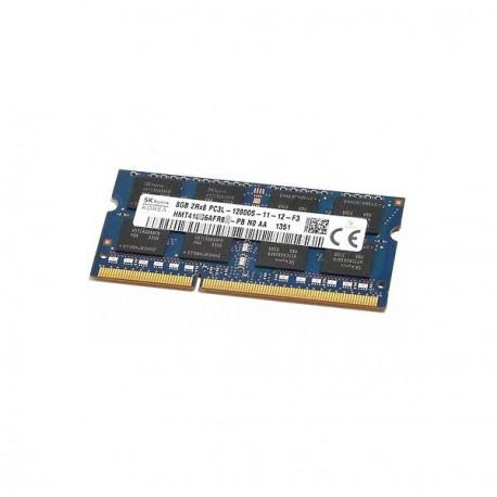 Barrette Mémoire RAM Sodimm 4Go DDR3 PC3-12800S Hynix HMT451S6AFR8C-PB N0 CL11