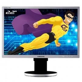 "Ecran 22"" SAMSUNG SyncMaster 225BW LS22DPWCSQ/EDC VGA DVI 1680x1050 Wide 16:10"