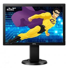 """Ecran Plat PC 22"""" BenQ SensEye 3 BL2211TM LCD LED VGA DVI-D 1680x1050 Wide 16:10"""