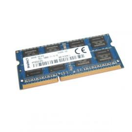 Barrette Mémoire RAM Sodimm 4Go DDR3 PC3-12800S Kingston HP16D3LS1KFG-4G CL11