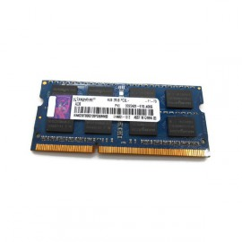 4Go Barrette Mémoire RAM Kingston ACR512X64D3S13C9G SODIMM DDR3 PC3-10600S CL9