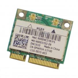 Mini-Carte Wifi Dell DW1510 BCM94322HM8L 0PW934 PW934 PCIe 802.11agn WLAN