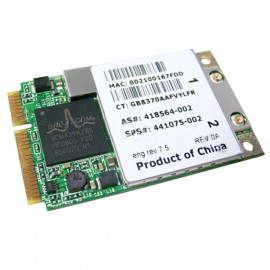 Mini-Carte Wifi HP BCM94311MCAGBP3 418564-002 441075-002 PCI-e 802.11abg WLAN