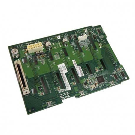 Carte SCSI Backplane Board 0MJ136 DA0S56TBAD 1x6 Serveur DELL Poweredge 1800