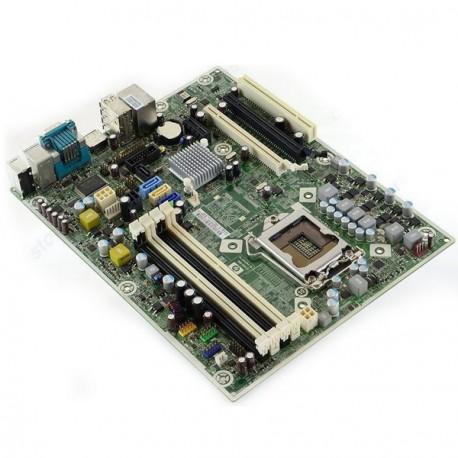 Carte Mère HP 8100 Elite SFF MotherBoard DDR3 Socket 1156 531991-001 505803-000