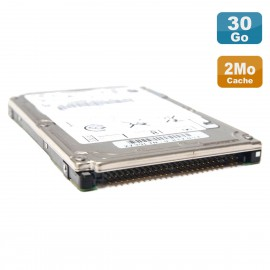 "Disque Dur 30Go IDE 2.5"" FUJITSU MHR2030AT CA06062-B65300C1 4.2K 2Mo PC Portable"