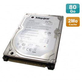 "Disque Dur 80Go IDE 2.5"" MAXTOR STM980215A 9DY012-327 5400RPM 2Mo PC Portable"