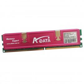 2Go RAM PC Bureau ADATA AD2667002GOU DIMM DDR2 PC2-5300U 667Mhz CL5