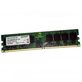 2Go RAM PC Bureau Swissbit SEU25664D6BC2EP-30R DDR2 PC2-5300U 667Mhz 1.8v CL5