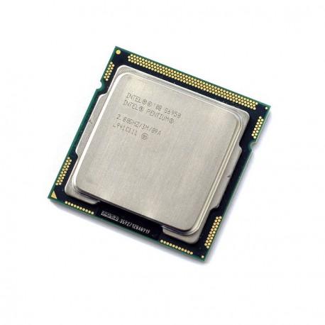 Processeur CPU Intel Pentium G6950 Dual Core 2.8Ghz Socket LGA1156 SLBTG PC