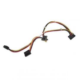 Câble Nappe Alimentation SATA HP 8000-8100-8200 Elite 577494-001 3x Sata