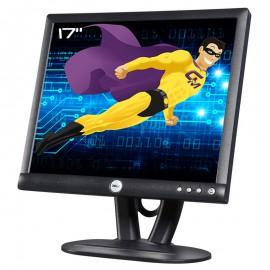 """Ecran PC Pro 17"""" Dell E172FPt 0P1446 P1446 LCD TFT VGA VGA 5:4 1280x1024"""