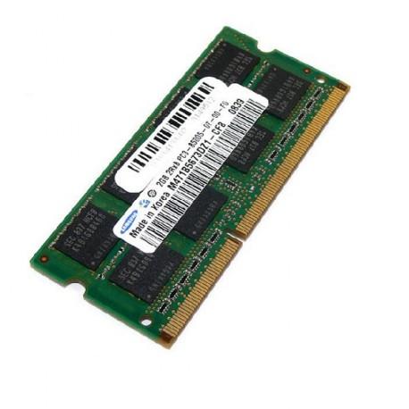2Go RAM PC Portable SODIMM Samsung M471B5673DZ1-CF8 PC3-8500 DDR3 1066MHz