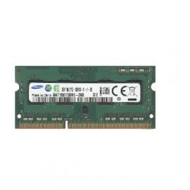 2Go RAM PC Portable SODIMM Samsung M471B5773DH0-CK0 CHT DDR3 1333MHz PC3-12800S
