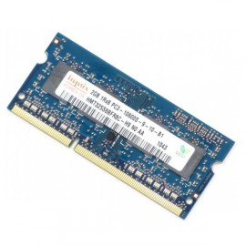 2Go RAM PC Portable SODIMM Hynix HMT325S6BFR8C-H9 DDR3 PC3-10600S 1333MHz CL9