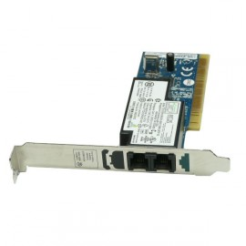 Conexant RD01-D850 0M8326 Double Ports Modem 56K Card DATA FAX Pci IBM Lenovo